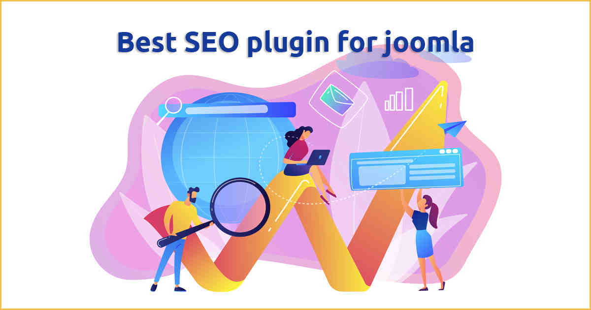 How can you improve your SEO in Joomla and WordPress?