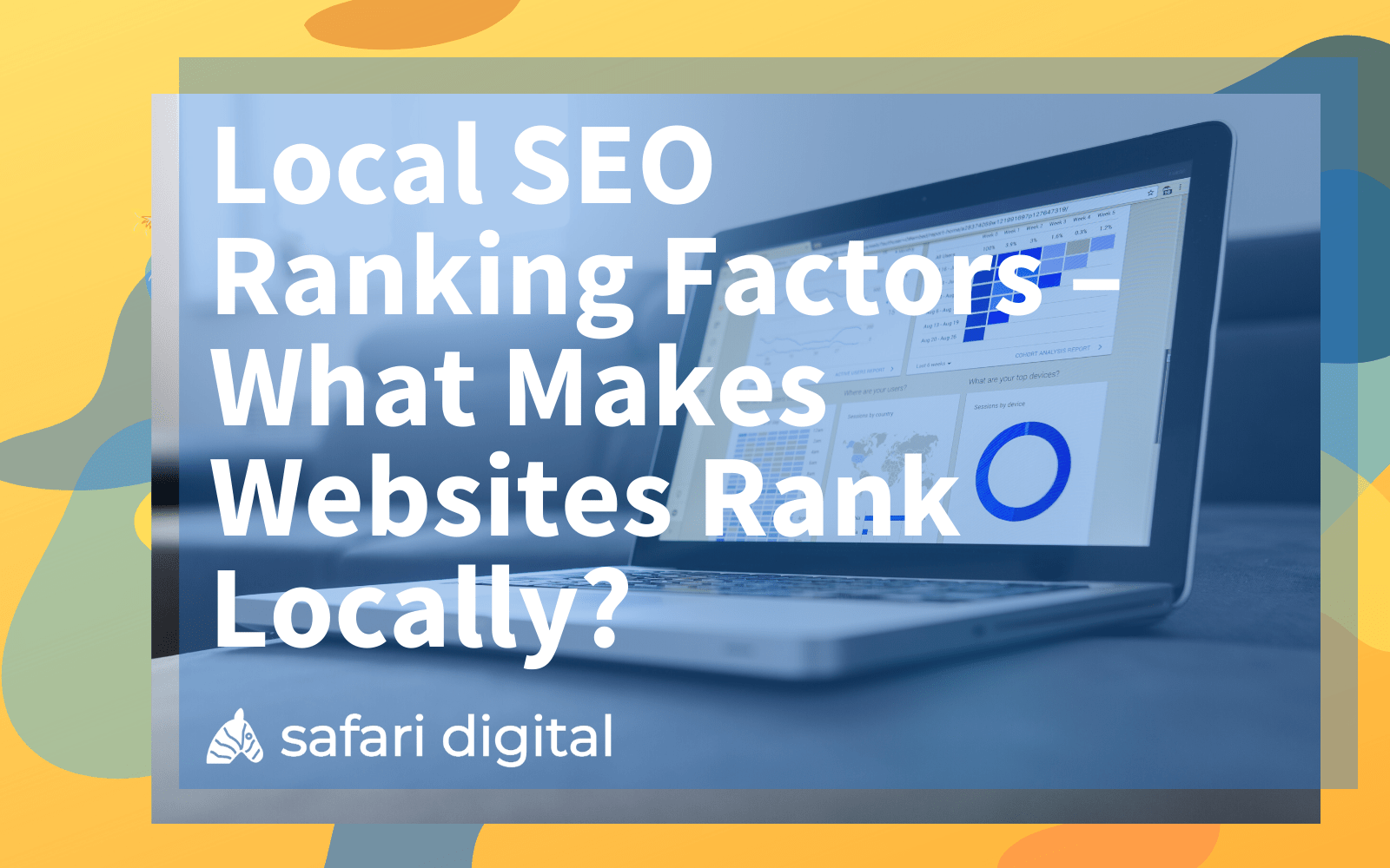 Improving SEO As A Local Business