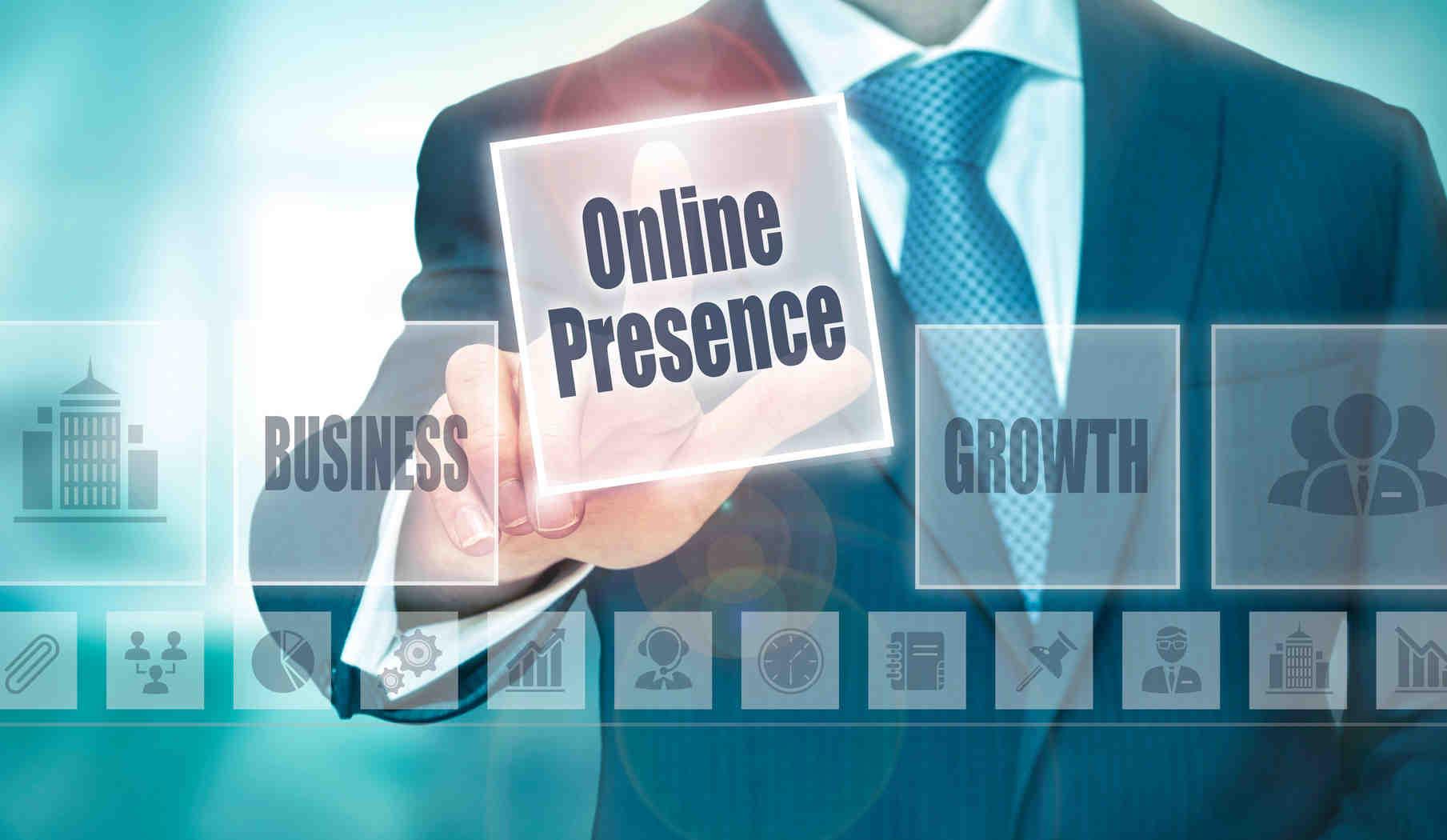 Create a professional website