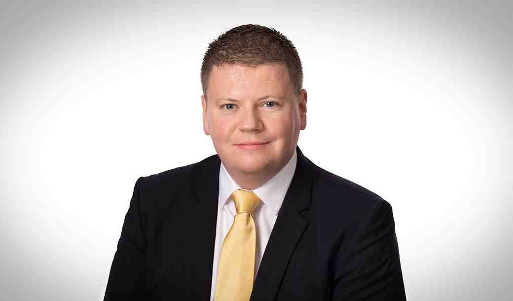 Thomas McGrath, Head of Business Consulting, Aspira